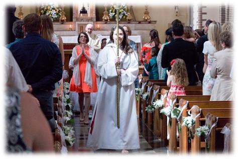 altar server